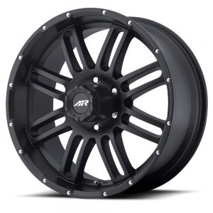 AR901 SATIN BLACK