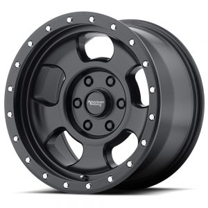 AR969 ANSEN OFF ROAD SATIN BLACK