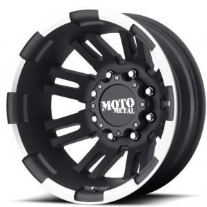 MO963 MATTE BLACK