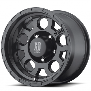 XD122 ENDURO MATTE BLACK